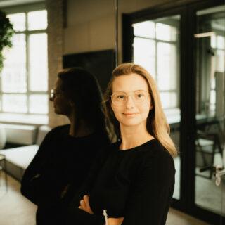 HHL alumna Helen Tacke