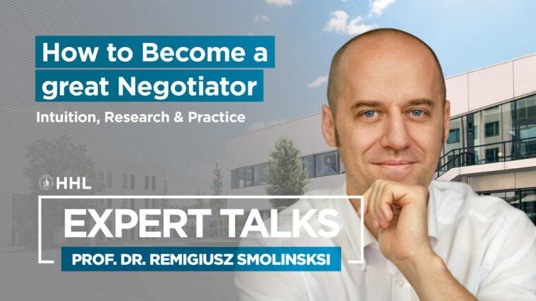 HHL Expert Talk mit Remigiusz Smolinski