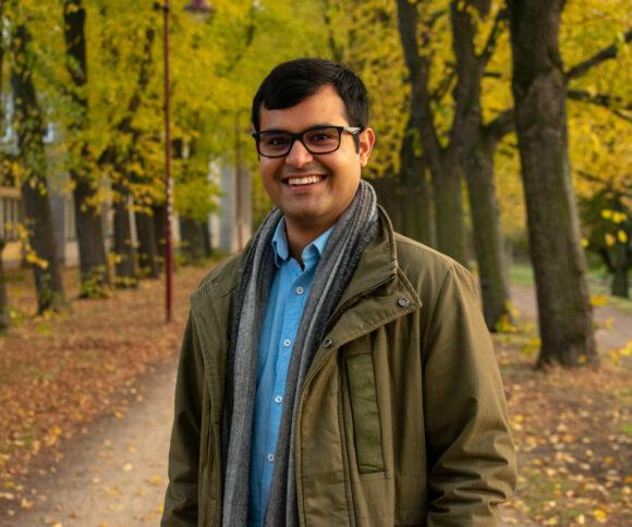 HHL Alumnus Gaurang Verma