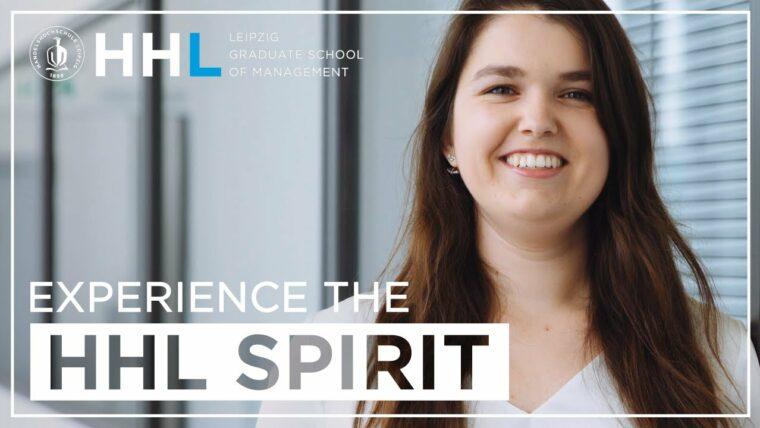 HHL Spirit Youtube Video