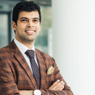 HHL Alumnus Aneesh Bhardwaj