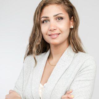 HHL Alumna Fatima El-Khatib