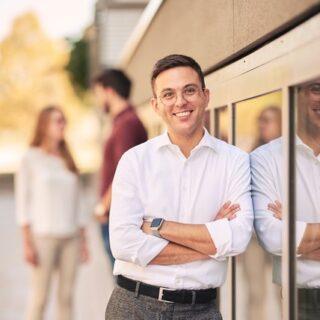 HHL Student Dennis Vetterling