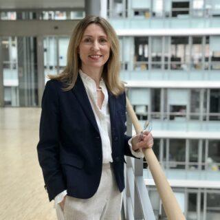 MBA Alumna Jolanta Talaga