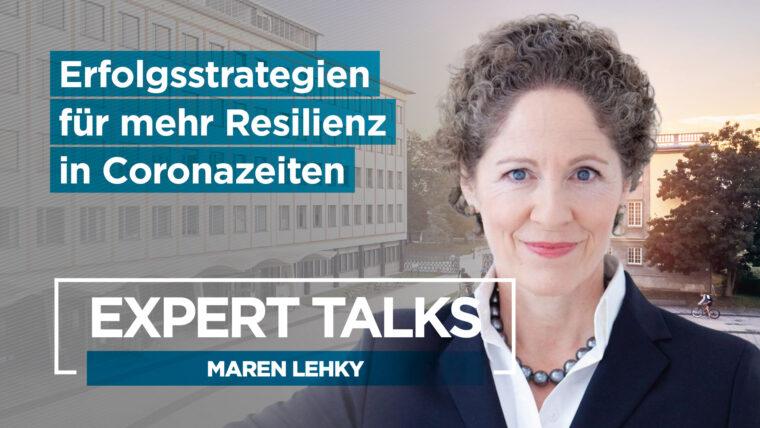 HHL Expert Talk Maren Lehky