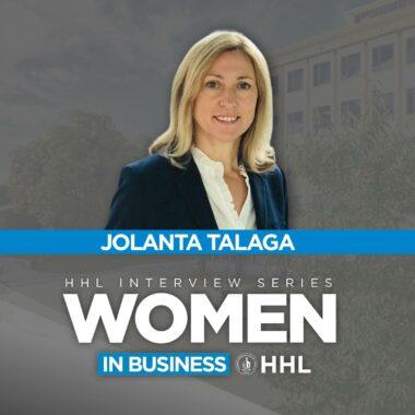 Women In Business Jolanta Talaga Interview