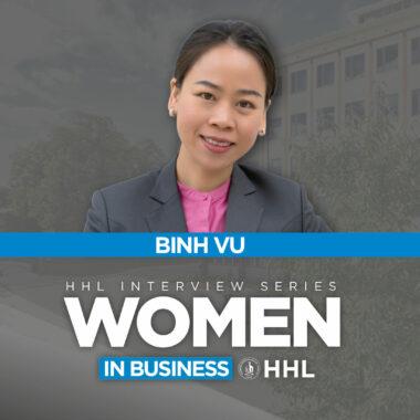 MBA Alumna Binh Vu