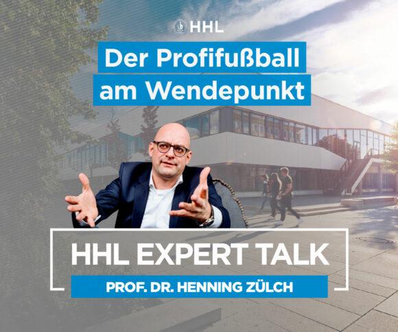Expert Talk Henning Zülch Profifußball Corona