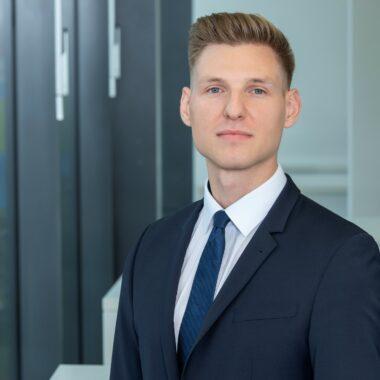 HHL Student Daniel Schmidt