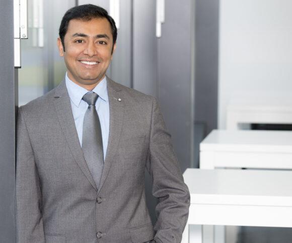 HHL full-time MBA Alumni Patil Sandeep
